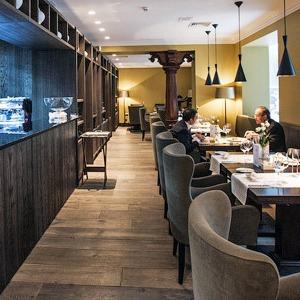 Новое место (Киев): Ресторан Graine de Moutarde — Нове місце на The Village Україна