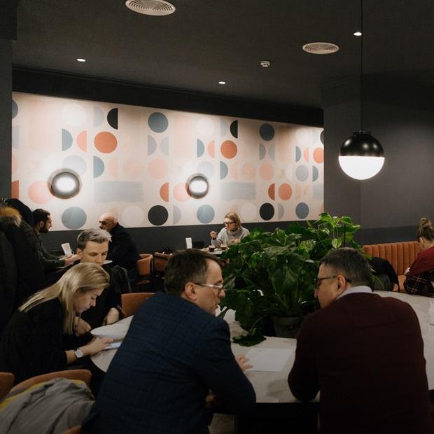 Громадський ресторан Urban Space 500 поблизу майдану Незалежності