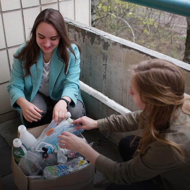 Як у гуртожитку студенти відкрили сортувальню сміття. І закрили — Громадський простір на The Village Україна