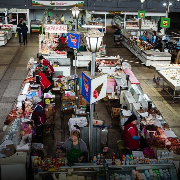 Я працюю на Житньому ринку — Де ти працюєш на The Village Україна