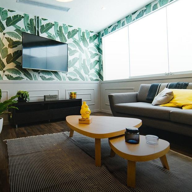 Морська трава та колір манго: що змінити в інтер'єрі восени — Дизайн-хак на The Village Україна