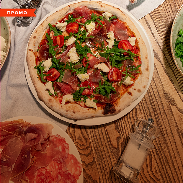 Обираємо правильну піцу: якими мають бути борти, основа та сир