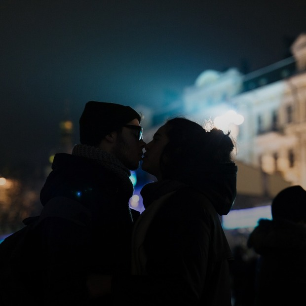 Головна ялинка країни: атмосферний репортаж із Софійської площі  — Фоторепортаж на The Village Україна