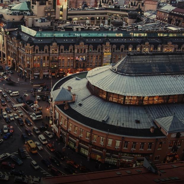 Бессарабку знову пропонують зробити пішохідною. Як і для чого це робити?  — Громадський простір на The Village Україна