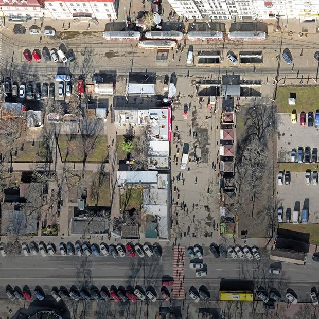 Що буде з Контрактовою площею  — Інфраструктура на The Village Україна