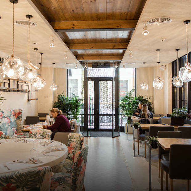 Ліванська та італійська кухня у ресторані «Італієць із Бейрута» — Нове місце на The Village Україна
