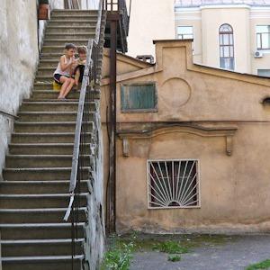 По ту сторону: Прогулка по одесским дворикам — Одеса на The Village Україна