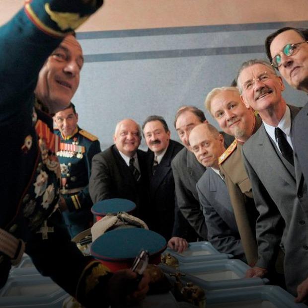 Головні події вихідних: «Смерть Сталіна» і Девід Ґетта (26-28 січня) — Подіїї тижня на The Village Україна