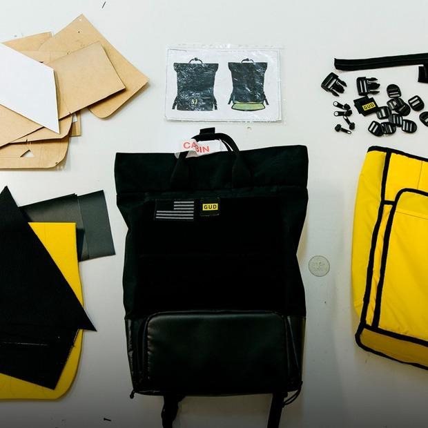 Як створюють речі: міські рюкзаки GUD  — Як створюють речі на The Village Україна