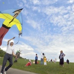 День города: Велогонки, воздушные змеи, аэростаты — Ситуація на The Village Україна