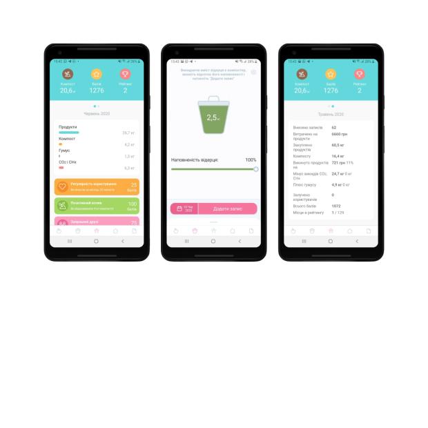 Як економити на їжі та сортувати харчові відходи – додаток BioBin