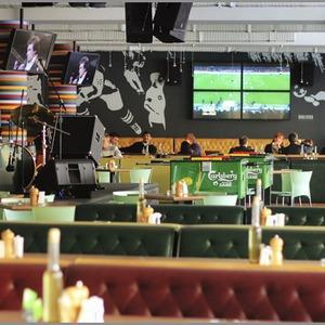 Паб Sport & Beer Olimpiyskiy закрыли — Євро-2012 на The Village Україна