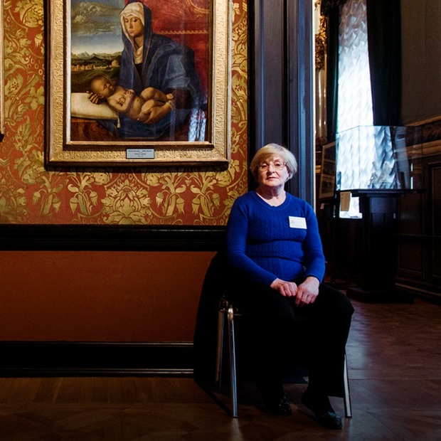 «Експонат руками не чіпати»: доглядачки київських музеїв  — Люди культури на The Village Україна
