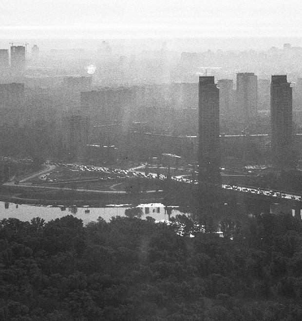Камера наблюдения: Киев глазами Ивана Черничкина — Галереї на The Village Україна