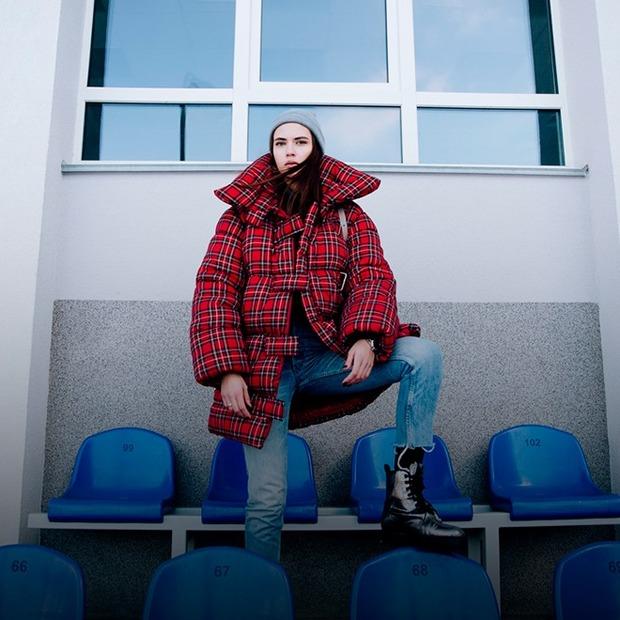 Анастасія Шиянова, 24 роки, модель — Зовнішній вигляд на The Village Україна