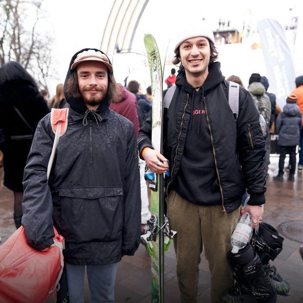 Дивись, хто прийшов: гості Дабл Тріпл Snow Fest  — Зовнішній вигляд на The Village Україна