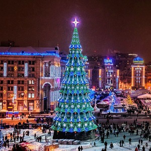Рождество в Киеве: Гид по праздничным мероприятиям  — Місто на The Village Україна