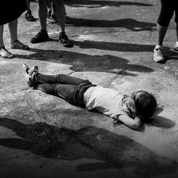 Камера спостереження: спокійний Київ на фото Назара Фурика — Камера спостереження на The Village Україна
