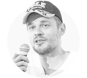 На завтрак: Павел Руминов — о полезных ошибках и бесполезном карт-бланше — Люди в місті на The Village Україна