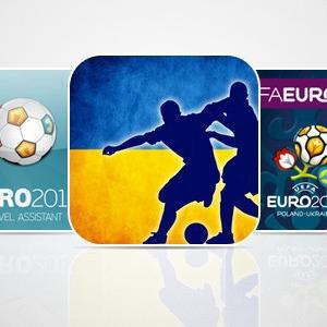 16 приложений Евро-2012 для Android, iPhone и iPad — Євро-2012 на The Village Україна