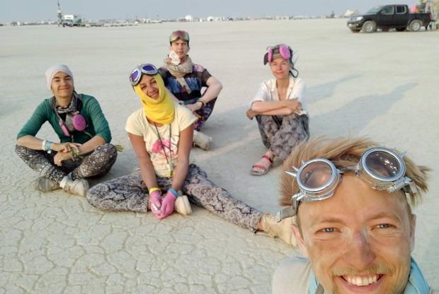 Sorry: який проект українці привезли на Burning Man 2018 — Арт на The Village Україна