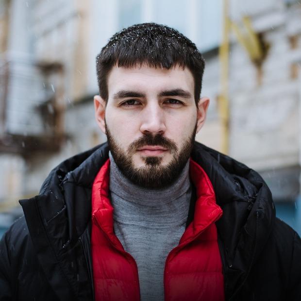 Віталій Панов, 33 роки, музикант, співзасновник бренду Katimo — Зовнішній вигляд на The Village Україна