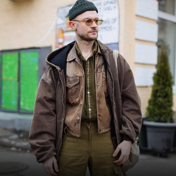 Василь Бондаренко, 41 рік, стиліст