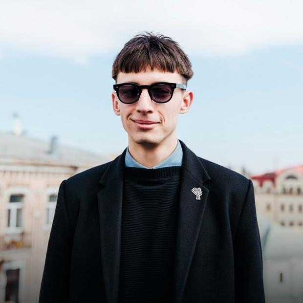 Василь Гроголь, 23 роки, готельєр, виконавчий директор Bursa