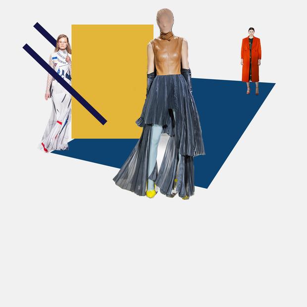 Що буде модно: головні тренди Ukrainian Fashion Week — Гід The Village на The Village Україна
