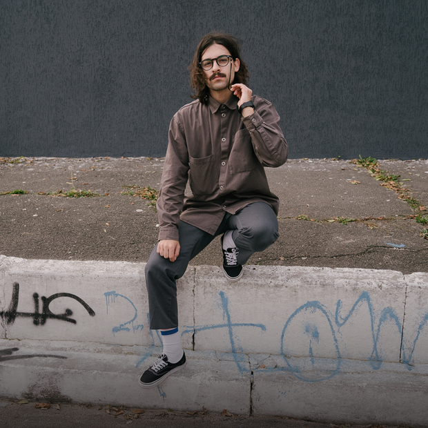 Стас Хутхофер, 24 роки, барбер, автор телеграм-каналу про кіно Huthofer