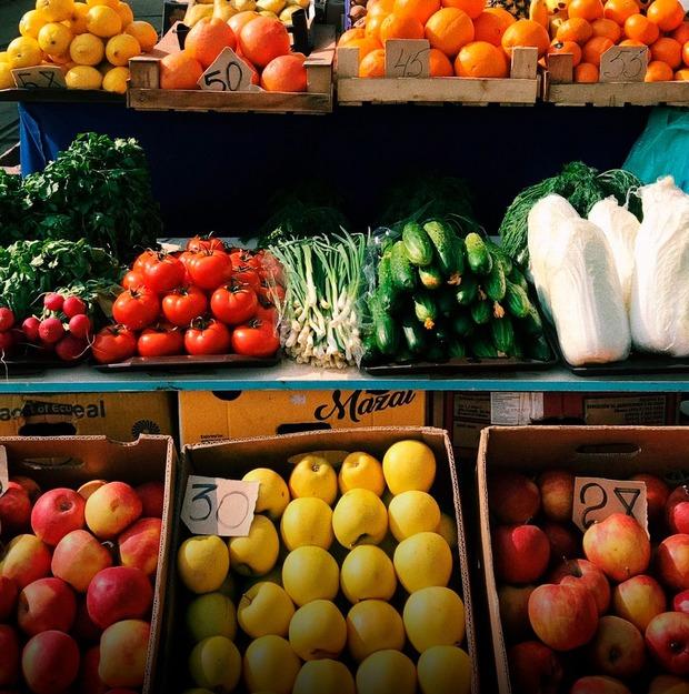 Що купувати на ринку в квітні  — Ринки на The Village Україна