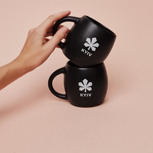 Чашка Orner з альтернативним лого Києва   — Покупка тижня на The Village Україна
