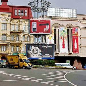 Киев освобождают от наружной рекламы — Ситуація на The Village Україна