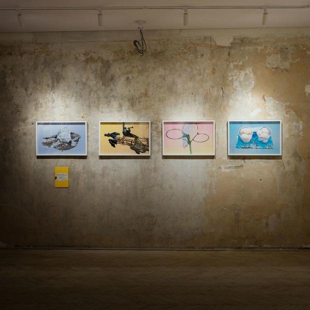 The Naked Room: галерея сучасного мистецтва на Рейтарській