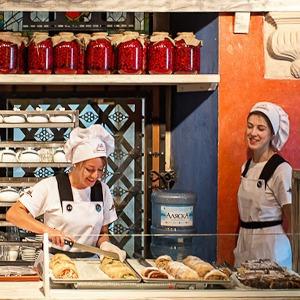 Новое место (Львов): Пекарня «Львівські пляцки» — Львів на The Village Україна