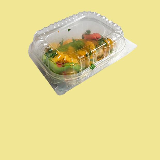 Чому в супермаркеті не продають їжу в тару покупця