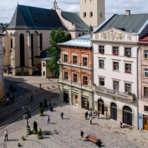 The Village запускает поток «Львов» — Місто на The Village Україна