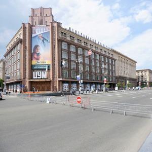 Перекрытый Крещатик: Полтора месяца мероприятий в фан-зоне и ограничения движения — Євро-2012 на The Village Україна