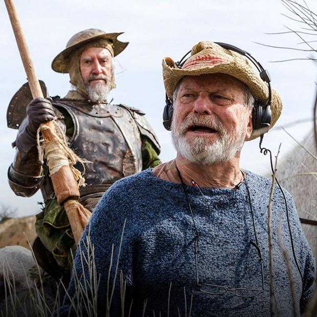 «Я хотів зняти цей фільм 29 років»: Террі Ґілліам про «Чоловіка, який вбив Дон Кіхота» — Кіно на The Village Україна