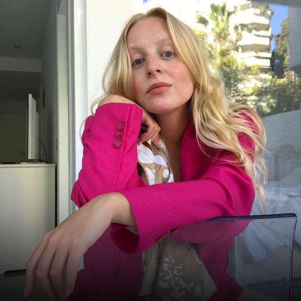 Альона Гринченко, 25 років, співзасновниця LBK Agency і LBK Production