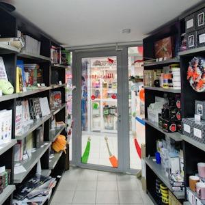 На Льва Толстого открылась лавка Артемия Лебедева «Шо за шоп» — Ситуація на The Village Україна