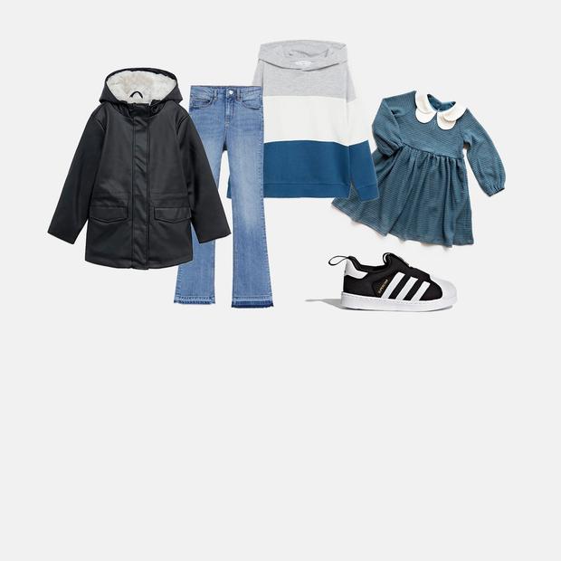 Оновлюємо дитячий гардероб: що придбати восени