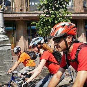 В Киеве жителей научат ездить по городу на велосипеде — Ситуація на The Village Україна