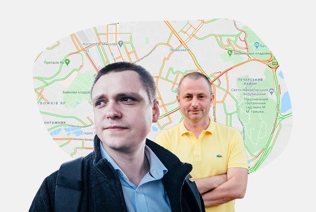 Як позбавити Київ заторів: Бахматов і Беспалов про роботу Kyiv Traffic Group — Транспорт на The Village Україна