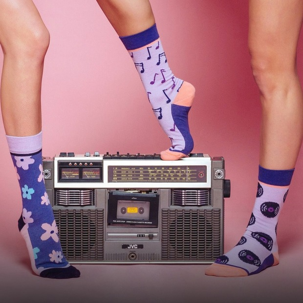 Знайти пару: 10 шкарпеток від українських брендів — Гід The Village на The Village Україна