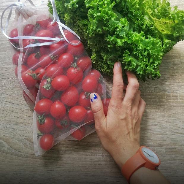 Багаторазові торбинки для овочів та фруктів — Покупка тижня на The Village Україна
