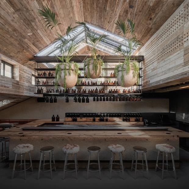 MAD Bars House: 6 поверхів барів у Львові