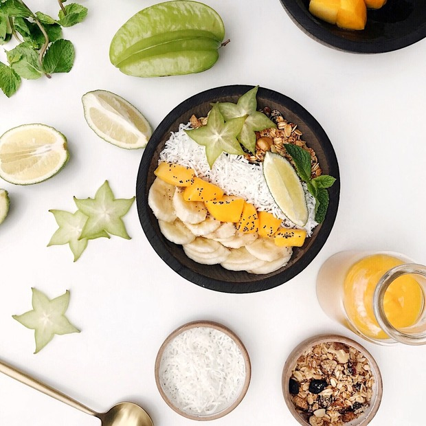 Гонконзькі вафлі в «Китайському Привіті» і гаспачо з конопляним насінням