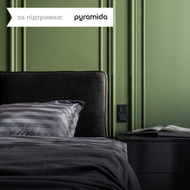 Темно-зелена квартира біля «Олімпійської»  — Квартира тижня на The Village Україна