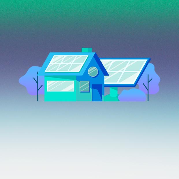 Ми встановили сонячну електростанцію у своєму будинку й не купуємо «брудну» електроенергію — Еко на The Village Україна